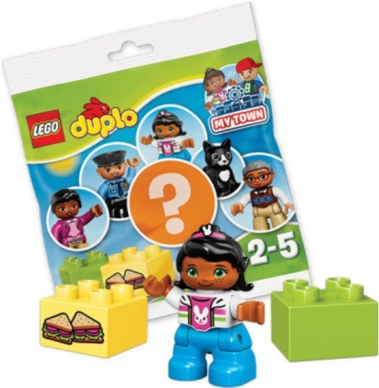 30324 Lego Duplo My Town Surprise (Polybag)