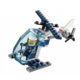 30222 Lego City - Mini PolitiehelkKopter Polybag