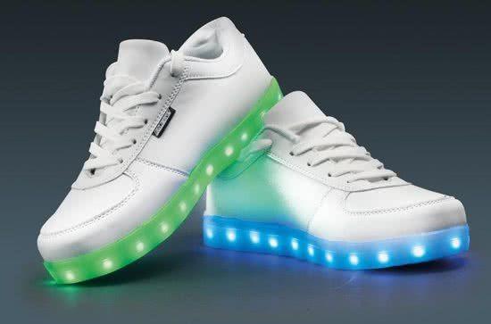 Kinderschoenen 29.Schoenen Led Sneakers Maat 29