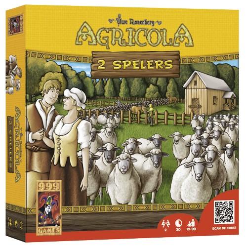 Spel Agricola 2 spelers