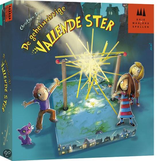 Spel De Geheimzinnige vallende ster