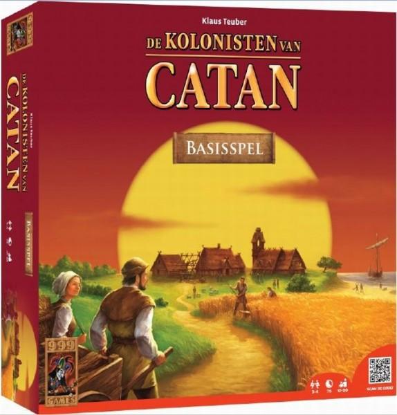 Spel Kolonisten van Catan - Het Basisspel