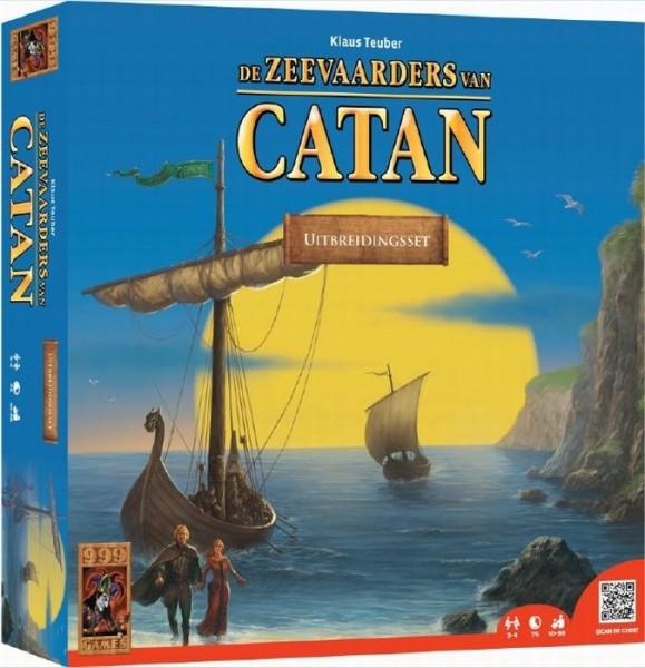 De Kolonisten van Catan De Zeevaarders