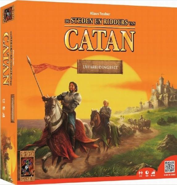 De Kolonisten van Catan Steden en Ridders