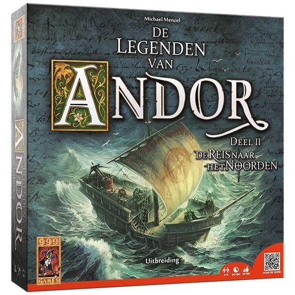 De Legenden Van Andor: Reis Naar Het Noorden
