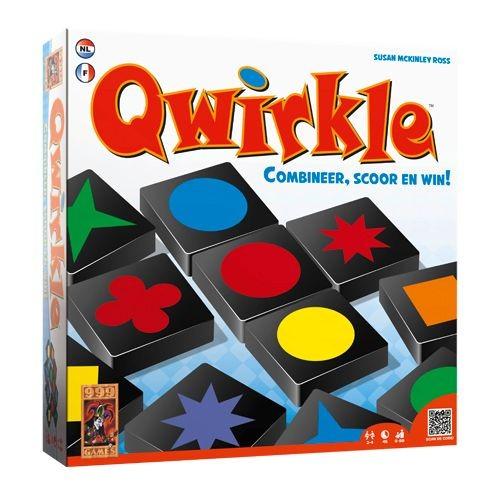 Spel Qwirkle
