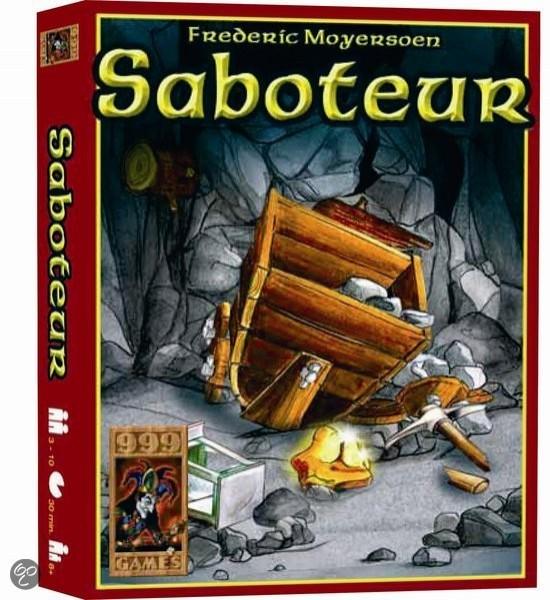 Kaartspel saboteur