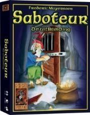 Spel Saboteur: de uitbreiding