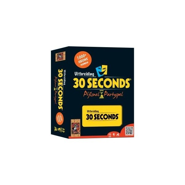 Spel 30 seconds uitbreiding