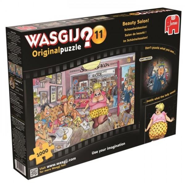 Jumbo Puzzel Wasgij 11 Schoonheidssalon (1000)