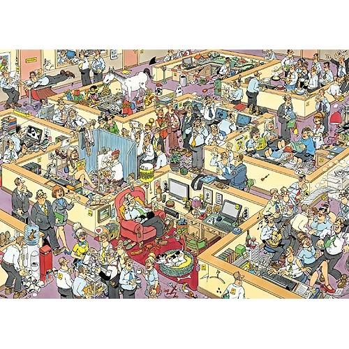 Puzzel Jan van Haasteren: Het Kantoor (1000)