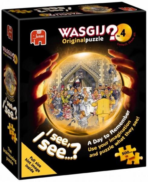 Puzzel Wasgij 4 Een dag om nooit te beginnen (500)