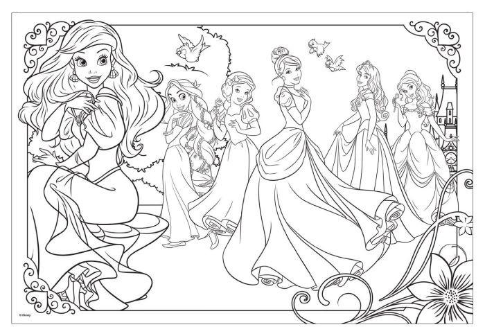 jumbo puzzel princess puzzle en colour 24 jpg 700 215 485