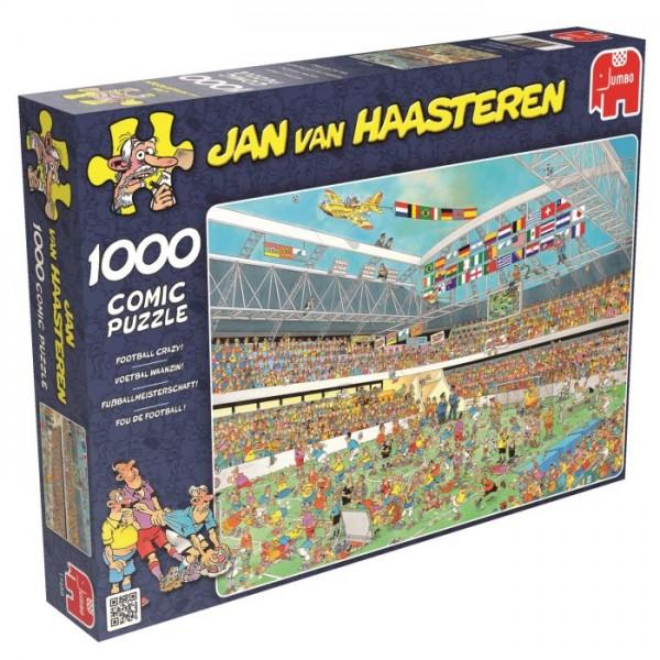 Puzzel Jan van Haasteren Football (1000)