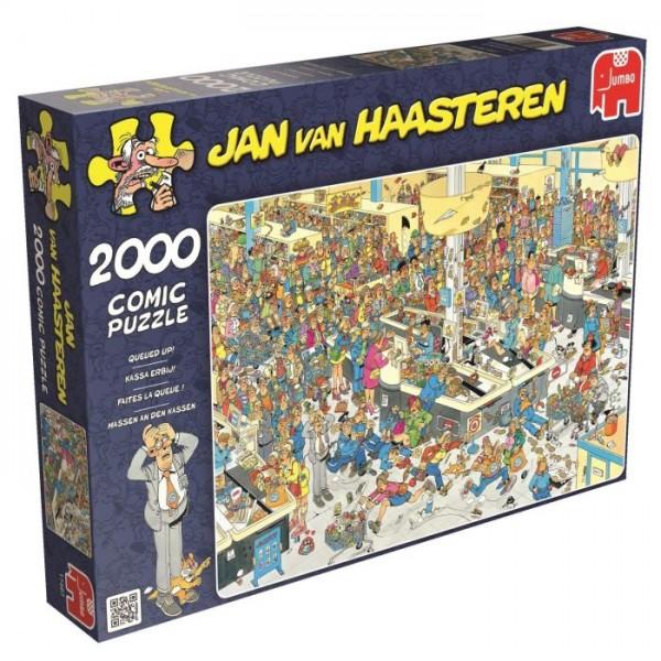 Puzzel Jan van Haasteren Kassa Erbij! (2000)