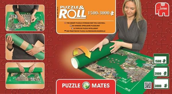Jumbo Puzzle & Roll puzzelmat 1000 3000 stukjes