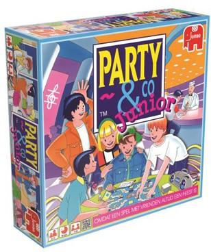 Jumbo Spel Party en Co Junior