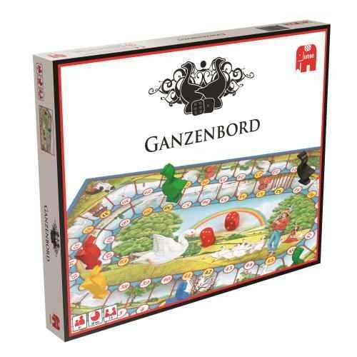 Image of Jumbo Spel Ganzenbord