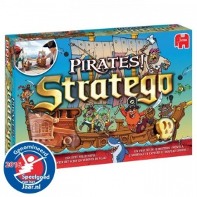 Spel Stratego Piraten