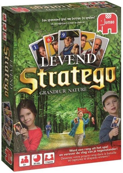 Spel Levend Stratego Junior