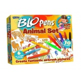 Blopens Set Animals