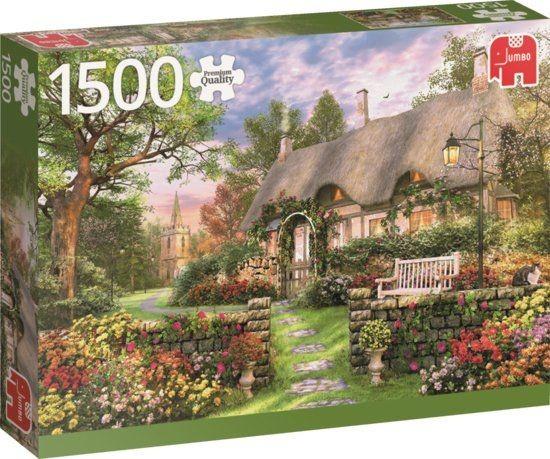 Jumbo Puzzel Zonnige Cottage (1500)