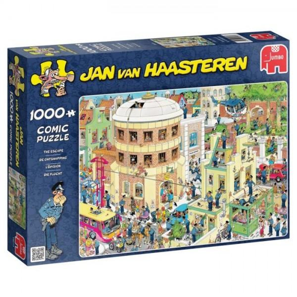 Jumbo Puzzel Jan Van Haasteren The Escape (1000)