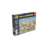 Jumbo Puzzel Jan Van Haasteren Tall Ship CHAOS (1000)
