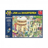 Jumbo Puzzel Jan van Haasteren The Escape (2000)
