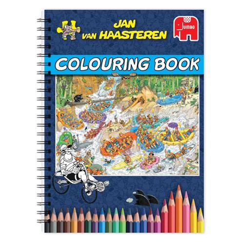 Kleurboek Jan van Haasteren