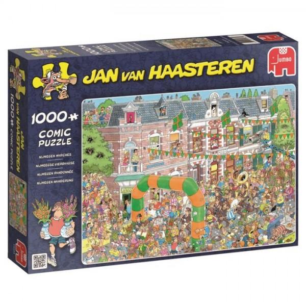 Puzzel Jan van Haasteren Nijmeegse Vierdaagse (1000)