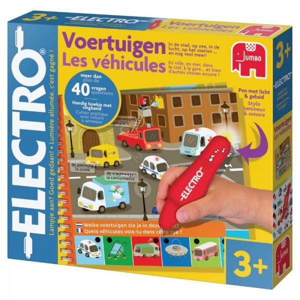 Electro wonderpen voertuigen