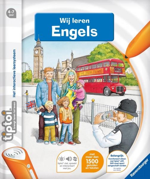 Ravensburger TipToi Boek Wij leren Engels