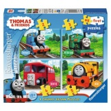 Ravensburger puzzel my first thomas en friends (2+3+4+5)