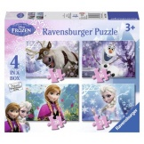 Ravensburger puzzel 4in1 Frozen (12+16+20+24)