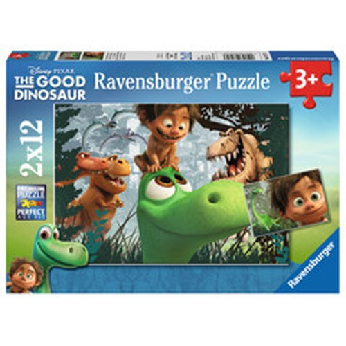Ravensburger puzzel Disney The Good Dinosaur (2x12)
