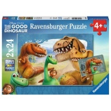 Ravensburger puzzel The Good Dinosaur (2x24)