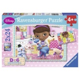 Ravensburger puzzel Doc Mc Stuffins (2x24)