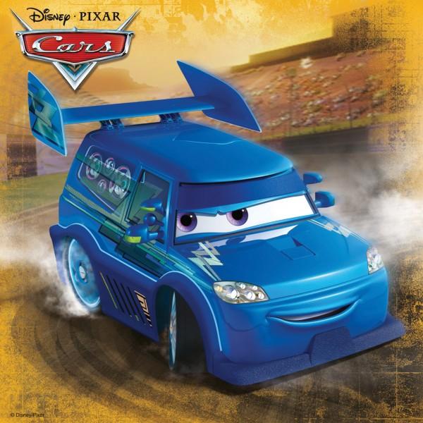 Puzzel cars op de racebaan (3x49)