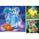 Ravensburger Puzzel Disney Princess (3x49)