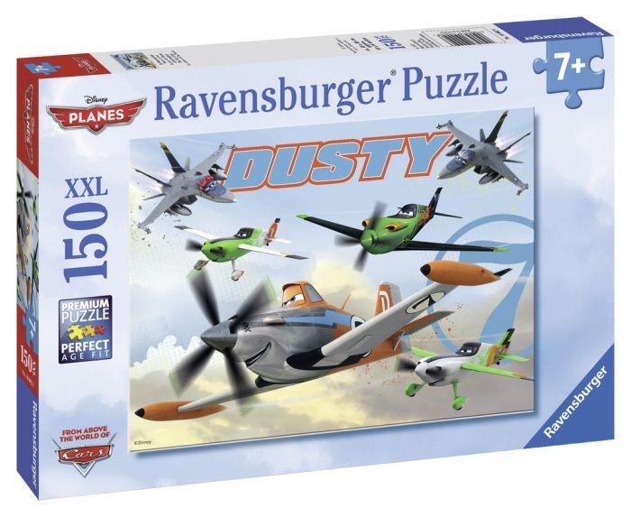 Ravensburger puzzel disney planes achtervolging 150