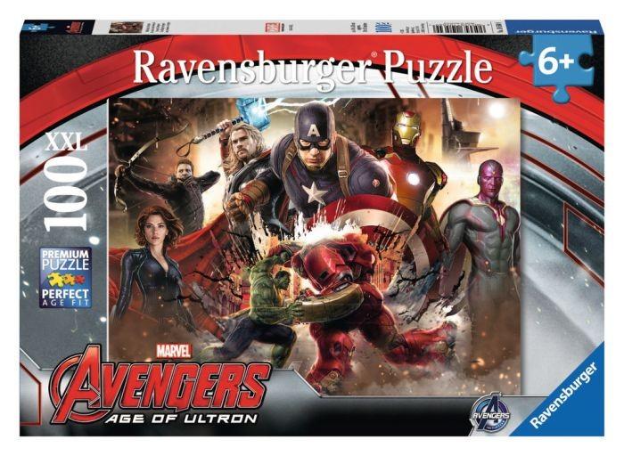 Ravensburger puzzel Avengers Age of Ultron (100XXL)