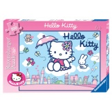 Puzzel hello kitty (100)