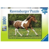 Ravensburger Puzzel In Galop (100 XL)
