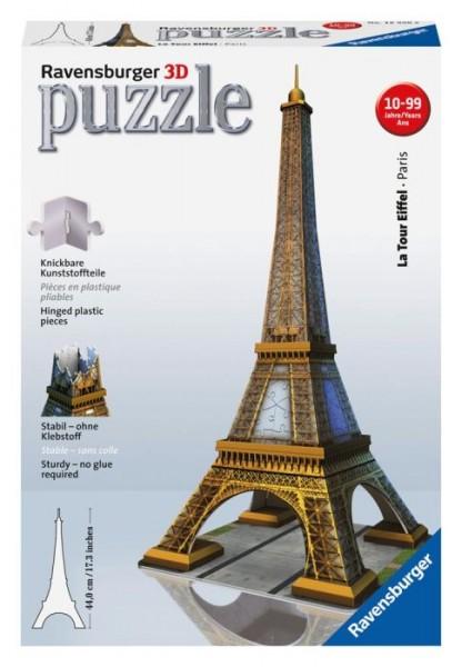 Ravensburger 3D Puzzel Eiffeltoren (216)