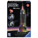 Ravensburger 3D Puzzel Empire State Building (216)