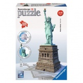 Ravensburger Puzzle 3D Statue of Liberty (108)