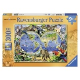 Ravensburger puzzel World of Wildlife (300 XXL)