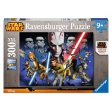 Ravensburger puzzel the imperial fight (300xl)