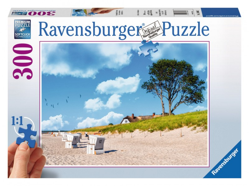 Ravensburger Puzzel At the Baltic Sea (300) Ravensburger